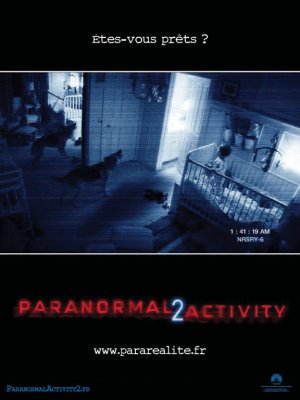 Paranormal Activity 1 & 2.