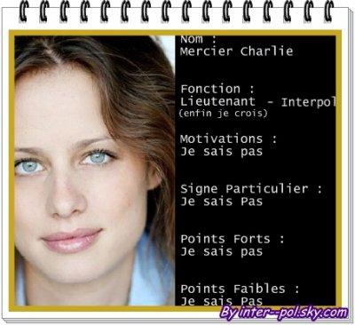 CHARLIE NUNE  EST CHARLIE MERCIER