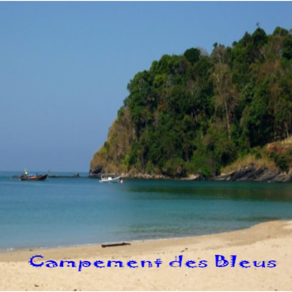 Campement des Bleus les Nekmao