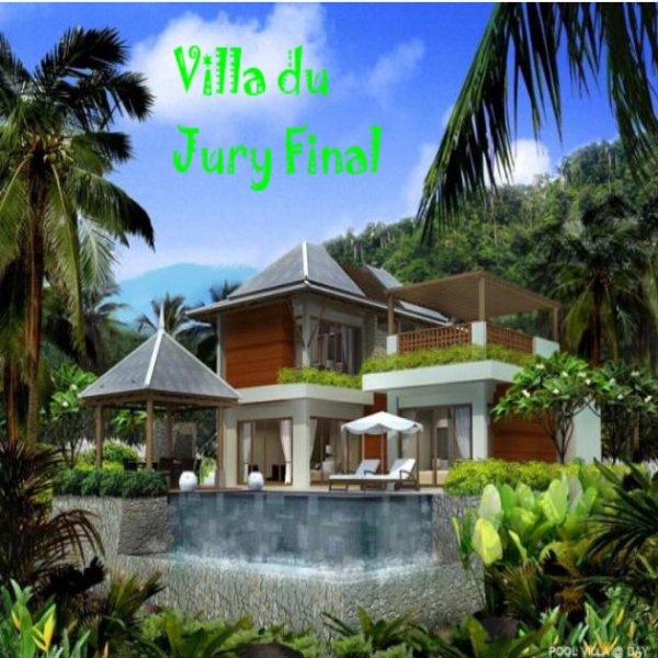 Villa du jury Final