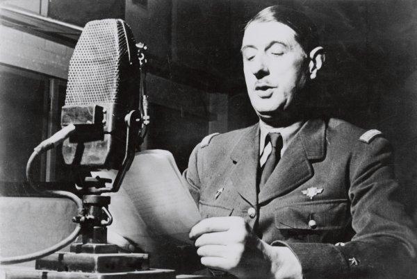 Sommaire Mémoires de Guerre, Le Salut Tome III, De Gaulle