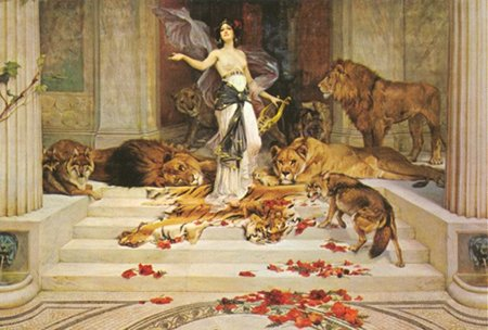 L'Amour dans l'Odyssée