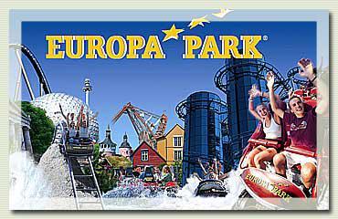 Bon cadeau europa park