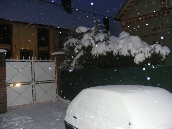 sa neige encort fai chier