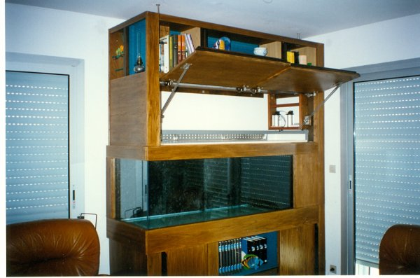 meuble aquarium bibliotheque a vendre ma briarde mon amour de chienne. Black Bedroom Furniture Sets. Home Design Ideas