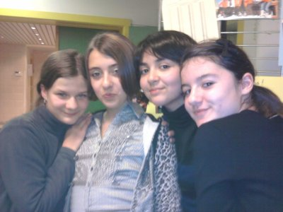 Alexia - Jodiee - Laura - Zoé ! ( L )