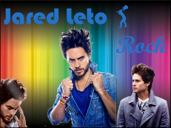Un montage de Jared, et prochainement un montage de Léo =)