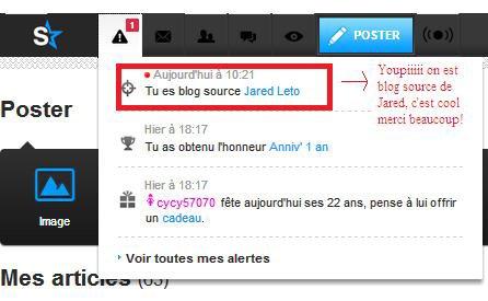On est blog source Jared Leto !!!!!!