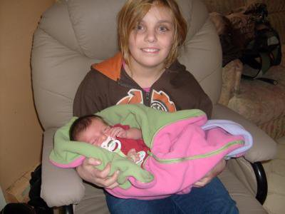 Moi et ma soeur..