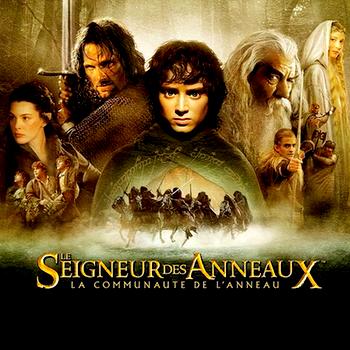 Genre : Fantastique Le Seigneur des Anneaux(Trilogie) Date : 2001