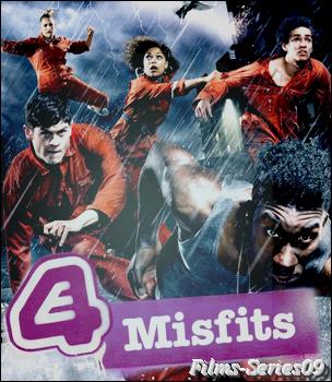 Genre : Fantastique Misfits Date :2009