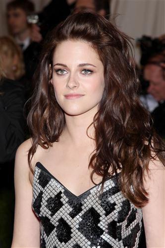 Kristen Stewart au Gala MET 2012. ♥