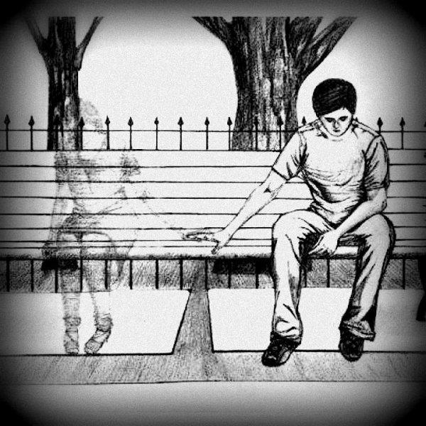 L'attachement est une absurdité, une incitation à la douleur. Les êtres s'attachent et deviennent dépendants les uns des autres à tel point que lorsque l'un vient à partir, le monde s'écroule autour de l'autre.. Marc Levy