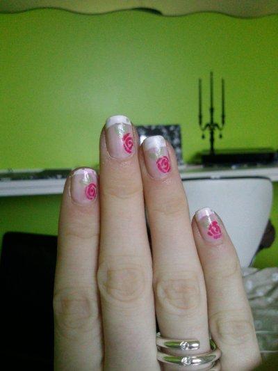 Nail art ♥ { Avec Nunuche ^^ }