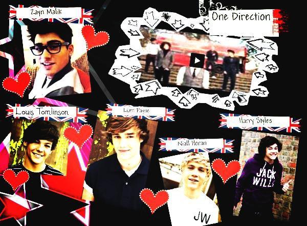 les boys ♥ (l)