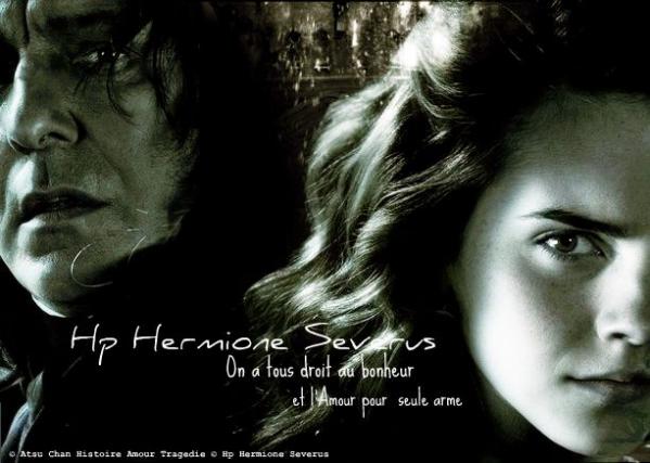 Bienvenue sur Hp-Hermione-Severus