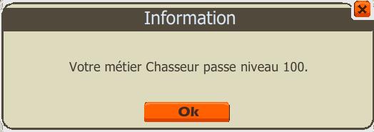 Chasseur Expert !!