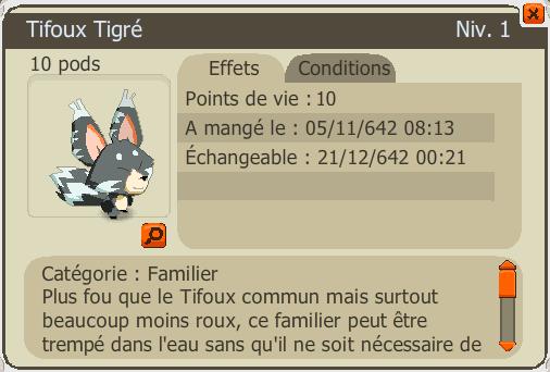 Tifoux tigré ;)