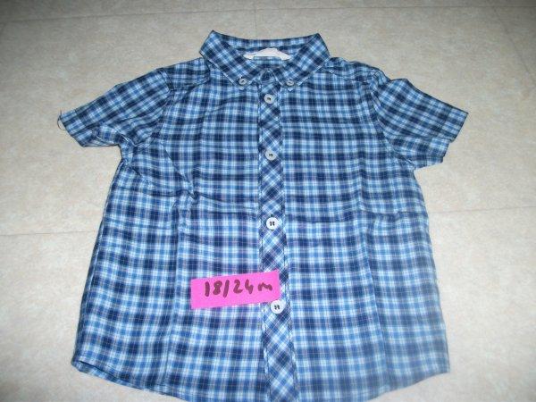 Chemise taille 18/24 mois - H et M - 3 euros
