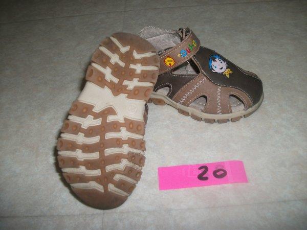 Chaussure d'été OUI OUI - taille 20 - très bon état - 7 euros