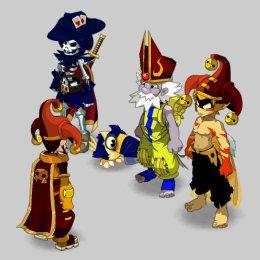 Présentations de la guilde