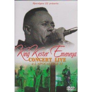 DVD KING KESTER EMENEYA live apocalypse 22 en vente.