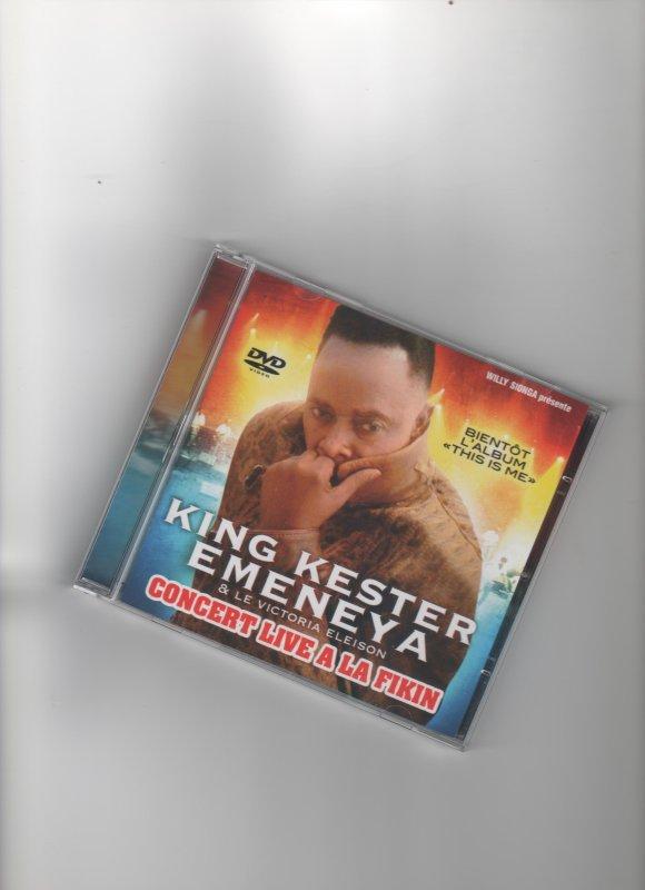 king kester emeneya live fikin 2012