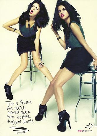 Selena gomez photoshoot 2011