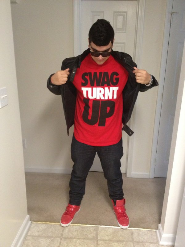 Swagg turn up !