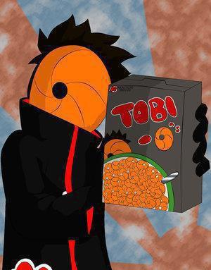 Tobi et les cereales