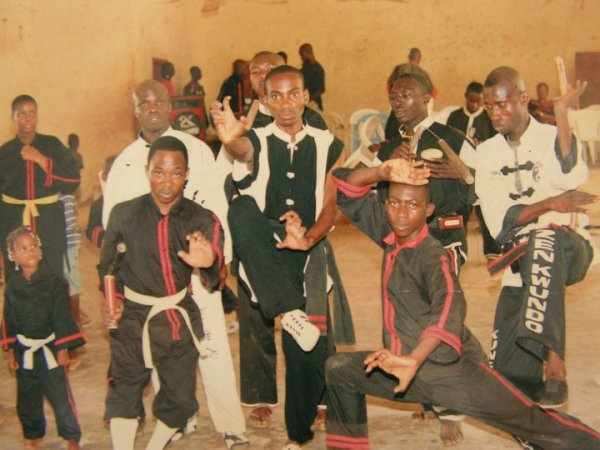 la famille zenkwundo de sinfra
