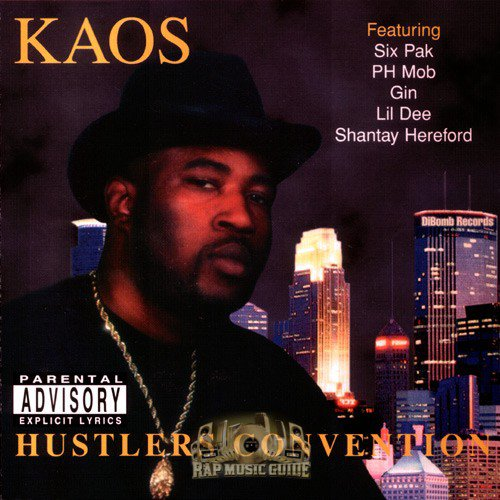 Kaos- Hustlers Convention