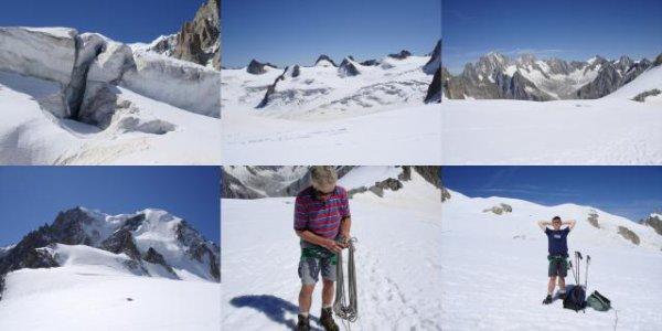 6ème jour d'une semaine inoubliable à la montagne