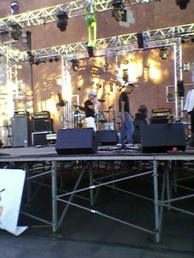 scene el bambino a perpignan fete de la muzik 2010 bon souvenir