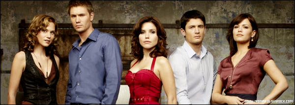 Les Frères Scott (One Tree Hill) - série en production / 8 saisons.
