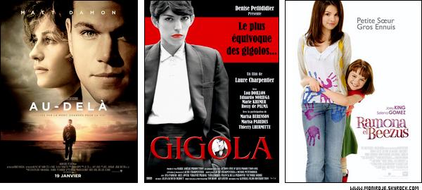 Sorties cinéma de la semaine du 19 Janvier 2011 + Box Office de la semaine du 12 Janvier 2011.