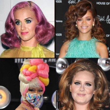 Stars : Top des coiffures !