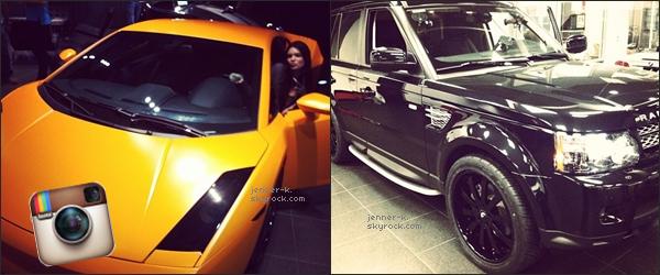 -   Découvre deux nouvelles photos que Kendall a poster sur Instagram !   -