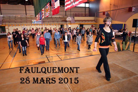 WORKSHOP AVEC MAGALI CHABRET SAMEDI 28 MARS 2015 A FAULQUEMONT