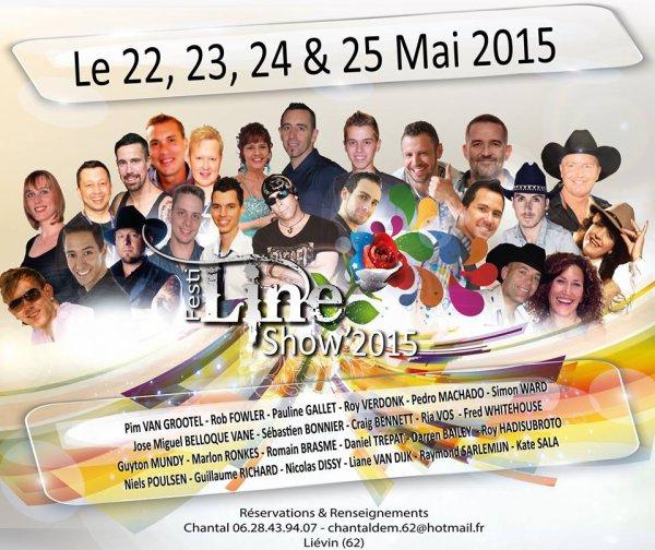FESTI LINE SHOW 2015 à LIEVIN