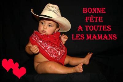 BONNE FÊTE A TOUTES LES MAMANS !!!