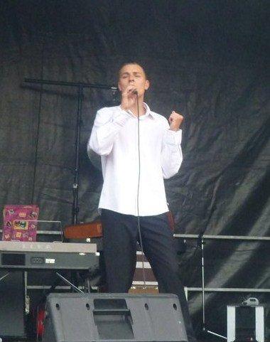Mon ami Maxime le 28 août 2010 à Raismes