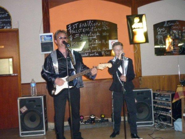 La Johnny Attitude : Café du Théâtre à Anzin, le 9 avril 2011
