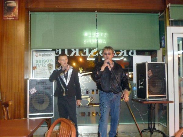 La Johnny Attitude café du théâtre à Anzin (17/09/2011 - suite)