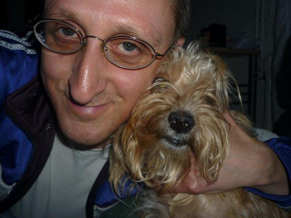 Moi et ma petite Angie