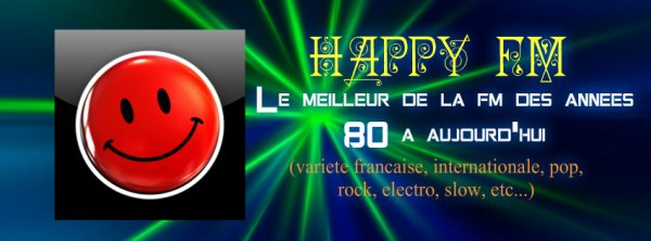 Happy FM : le groupe facebook