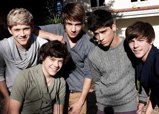 One band, one dream, One Direction  ♥