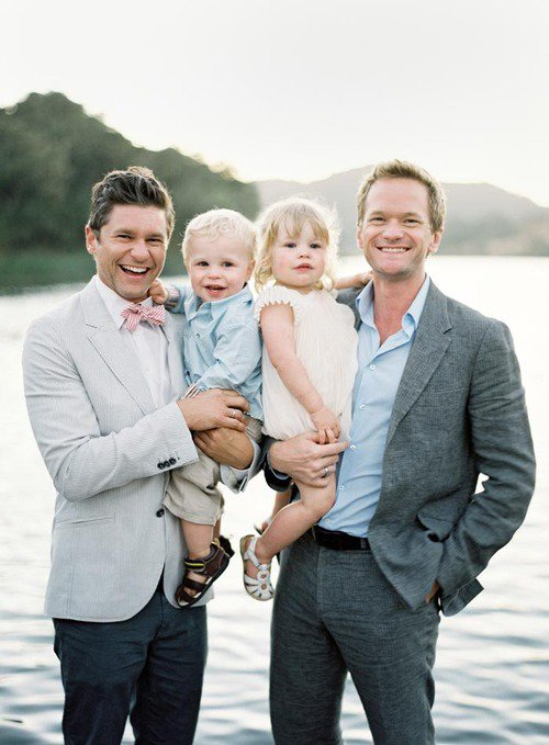 La petite famille de Neil ....
