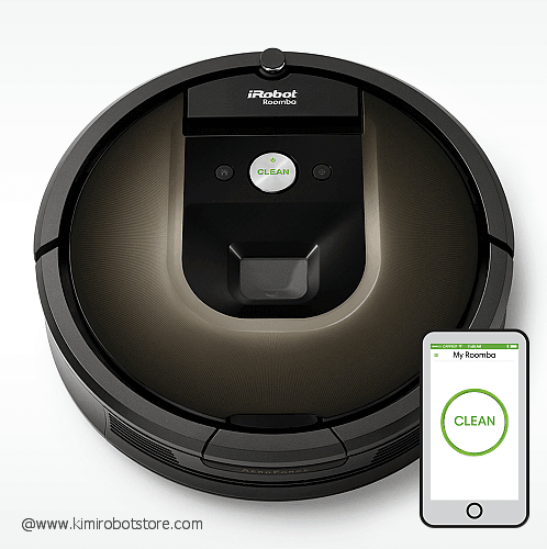 Raving About iRobot Roomba 980 Butterworth