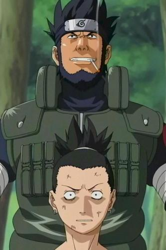 shikamaru le meilleur ninja de konoha